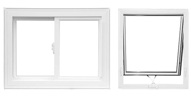 The Ultimate Guide To Windows | basement window img | Weaver Exterior Remodeling Barrie