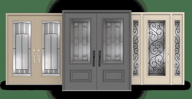 Entry Doors | Door images | Weaver Exterior Remodeling Barrie