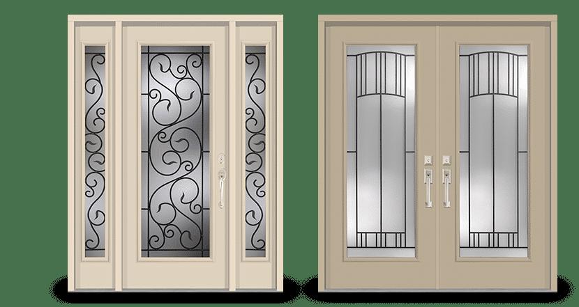 Entry Doors | Door weaver serviceimages Wrought Iron | Weaver Exterior Remodeling Barrie