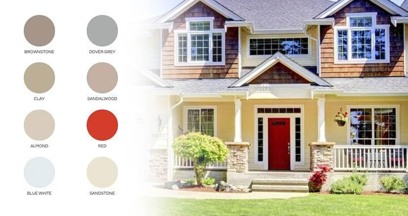 Entry Doors | Door weaver serviceimages colour 1 | Weaver Exterior Remodeling Barrie