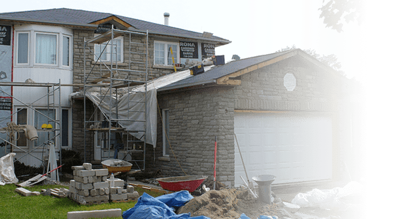 Masonry Alterations | Mason CulturedStone Install Updated | Weaver Exterior Remodeling Barrie