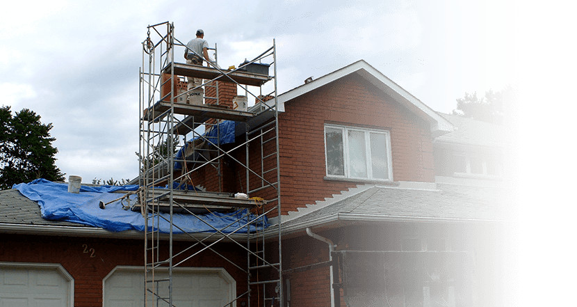 Masonry Alterations | Mason repair Updated 1 | Weaver Exterior Remodeling Barrie