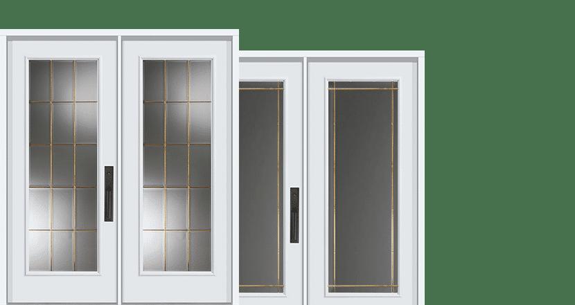 Patio Doors & Garden Doors | garden glass options | Weaver Exterior Remodeling Barrie