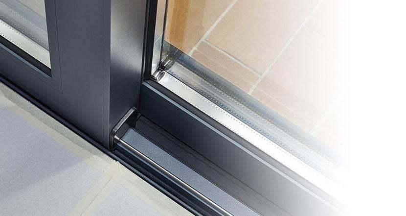 Sliding Doors | hardware | Weaver Exterior Remodeling Barrie