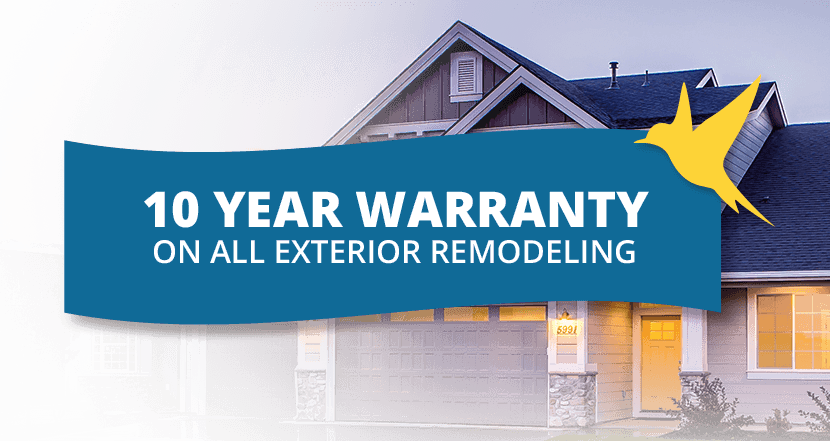 Siding | masonry warranty | Weaver Exterior Remodeling Barrie