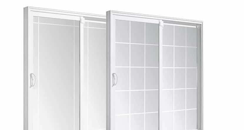 Sliding Doors | sliding glass options | Weaver Exterior Remodeling Barrie