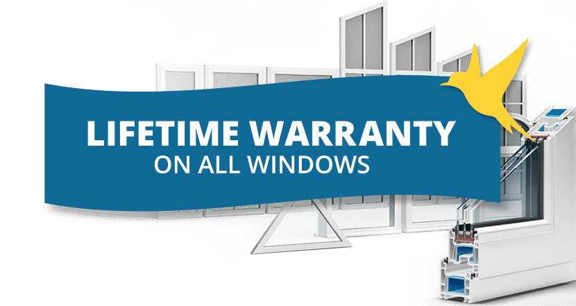 Picture Windows | warranty3 | Weaver Exterior Remodeling Barrie