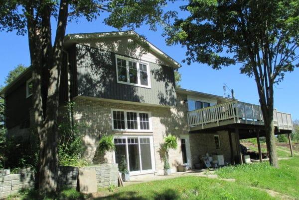 Full House Remodel | 2006 Penetangeshene Rd Peter 004 | Weaver Exterior Remodeling Barrie