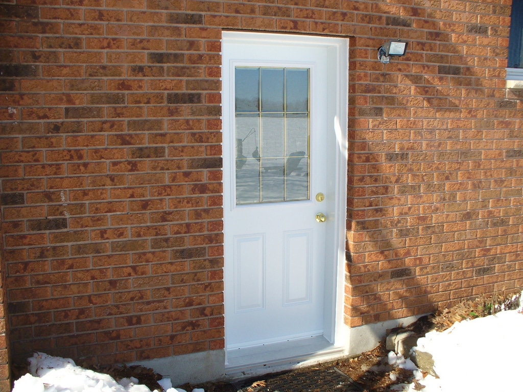 Side Door Replacement Project | md2 | Weaver Exterior Remodeling Barrie