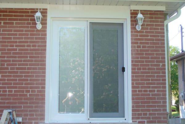Custom Pre-war Patio Door Installation | pd2 | Weaver Exterior Remodeling Barrie
