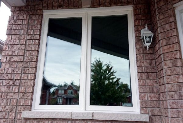 When One Patio Door Closes, Another One Opens | after1 3 | Weaver Exterior Remodeling Barrie