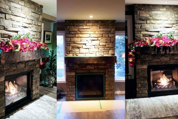 An Elegant Fireplace Remodel | cover img compressed | Weaver Exterior Remodeling Barrie