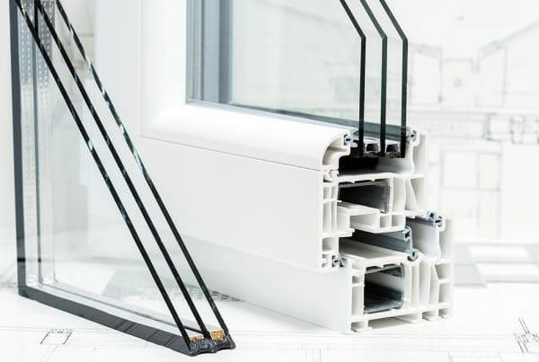 double & triple glazed windows - Weaver Exterior