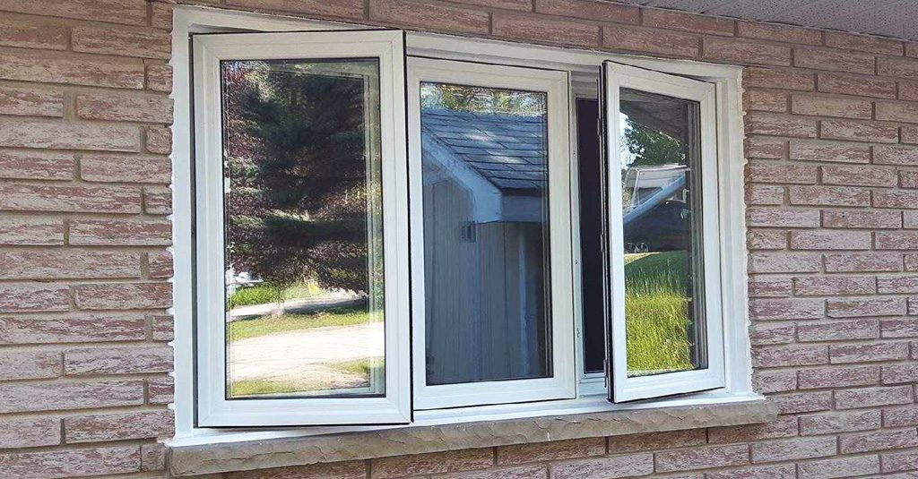 image of casement window