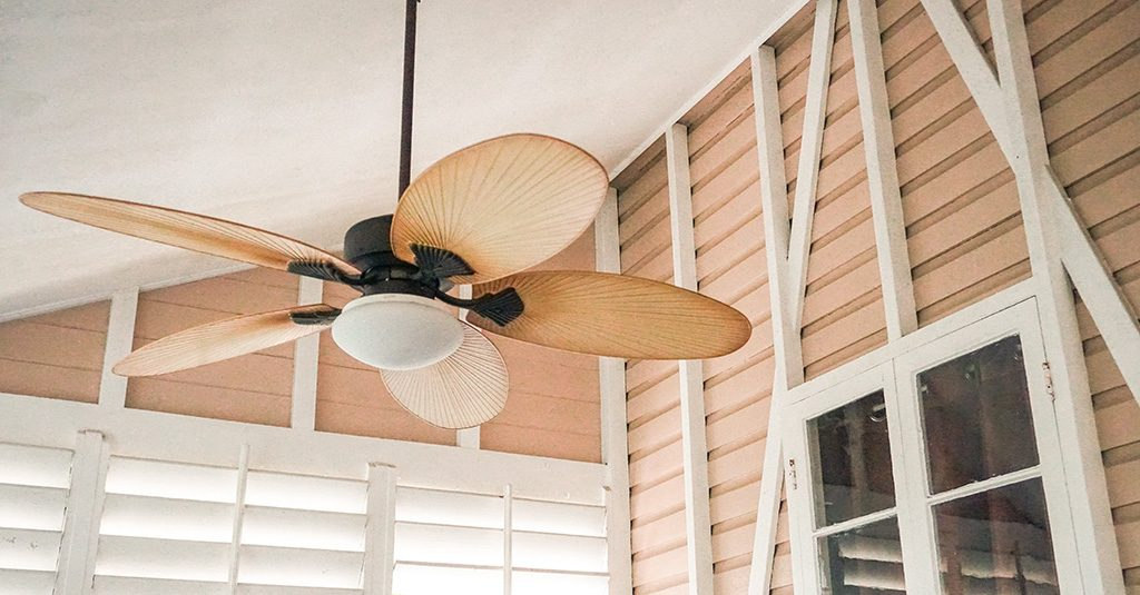 use all your fans - proper humidity levels - Weaver Exterior