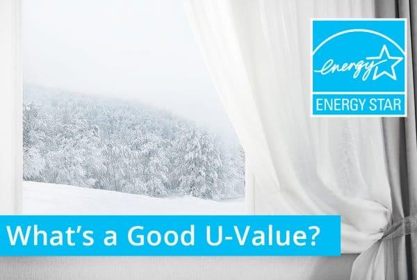u-value for windows - Weaver Exterior Barrie