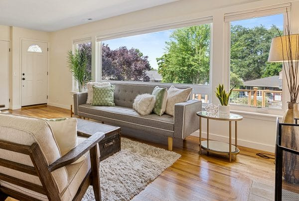 living room windows - Weaver Exterior