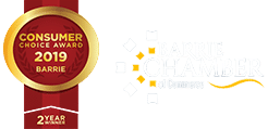 Consumer Choice Award & Barrie Chamber of Commerce