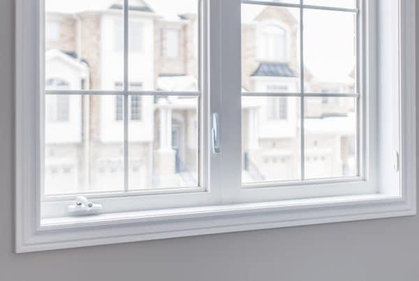 image of casement window hardware