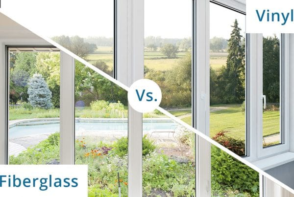 Fiberglass Windows-Vinyl Windows - Weaver Exterior