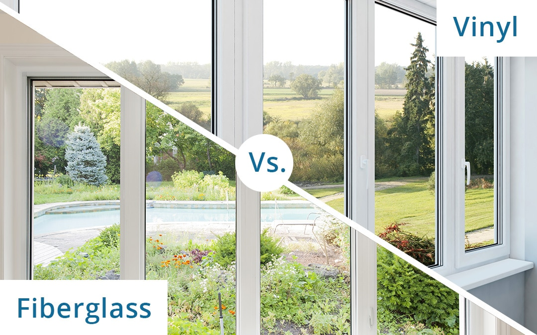 Fiberglass Windows-Vinyl Windows - Weaver Exterior