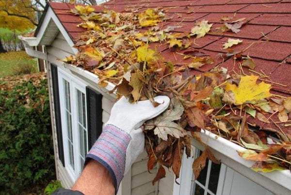 Weaver Exterior - How To Keep Eavestroughs Clean
