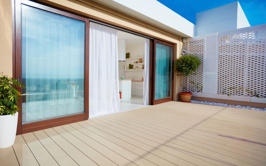 Increase Home's Value with Exterior Renovations - new sliding doors - Weaver Exterior