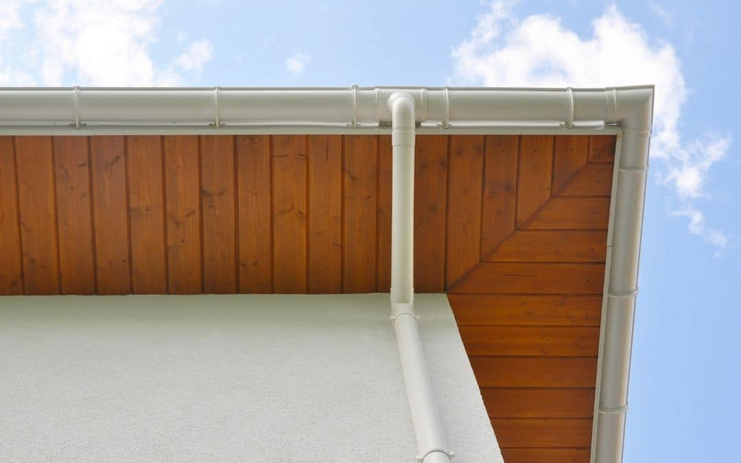Increase Home's Value with Exterior Renovations - soffit and fascia - Weaver Exterior