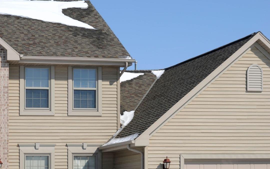 Check and Repair Siding - Winter Home Maintenance - Weaver Exterior