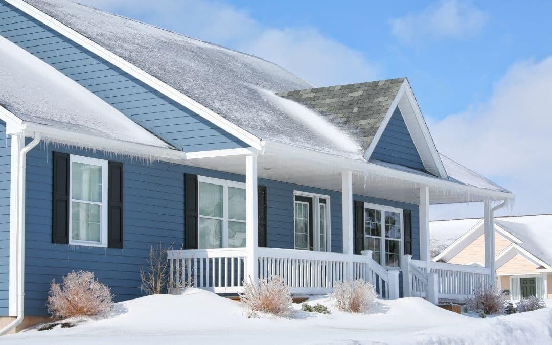 Winter Home Maintenance - Weaver Exterior